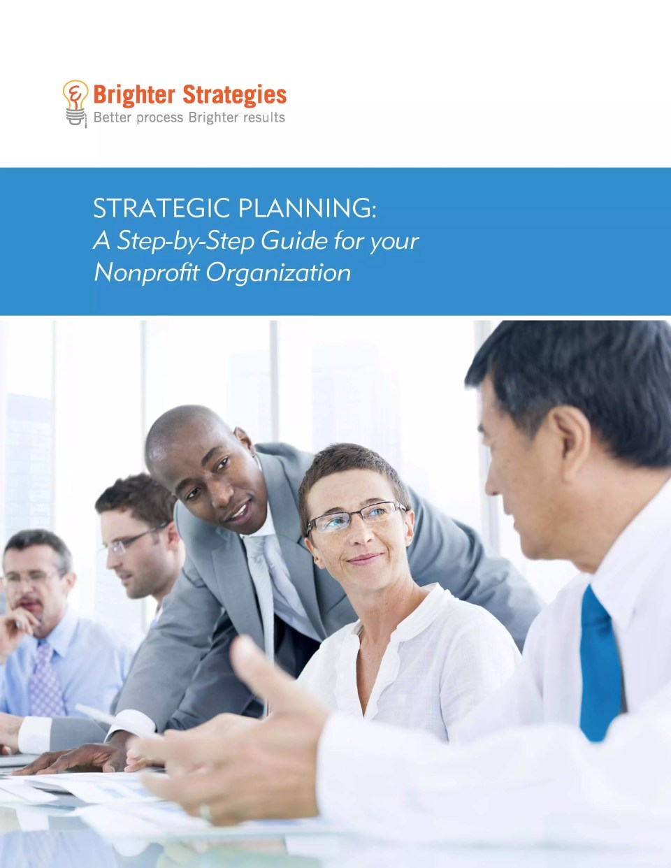 Strategic Planning: A Step-by-Step Guide for Your Nonprofit Organization eBook