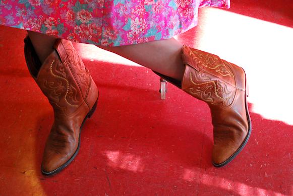 mb cowboy boots