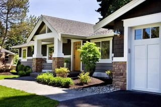 We Have A Decision Craftsman White Windows