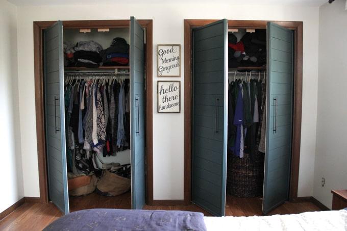 How to Convert Closet Doors into French Doors