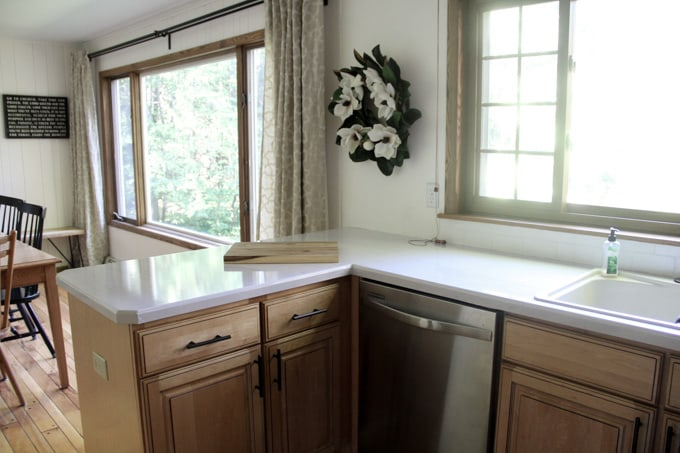 Faux Marble Countertops-16