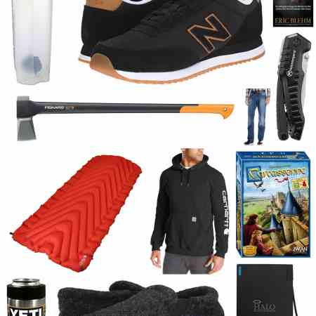 Gift Ideas for the Manly Man