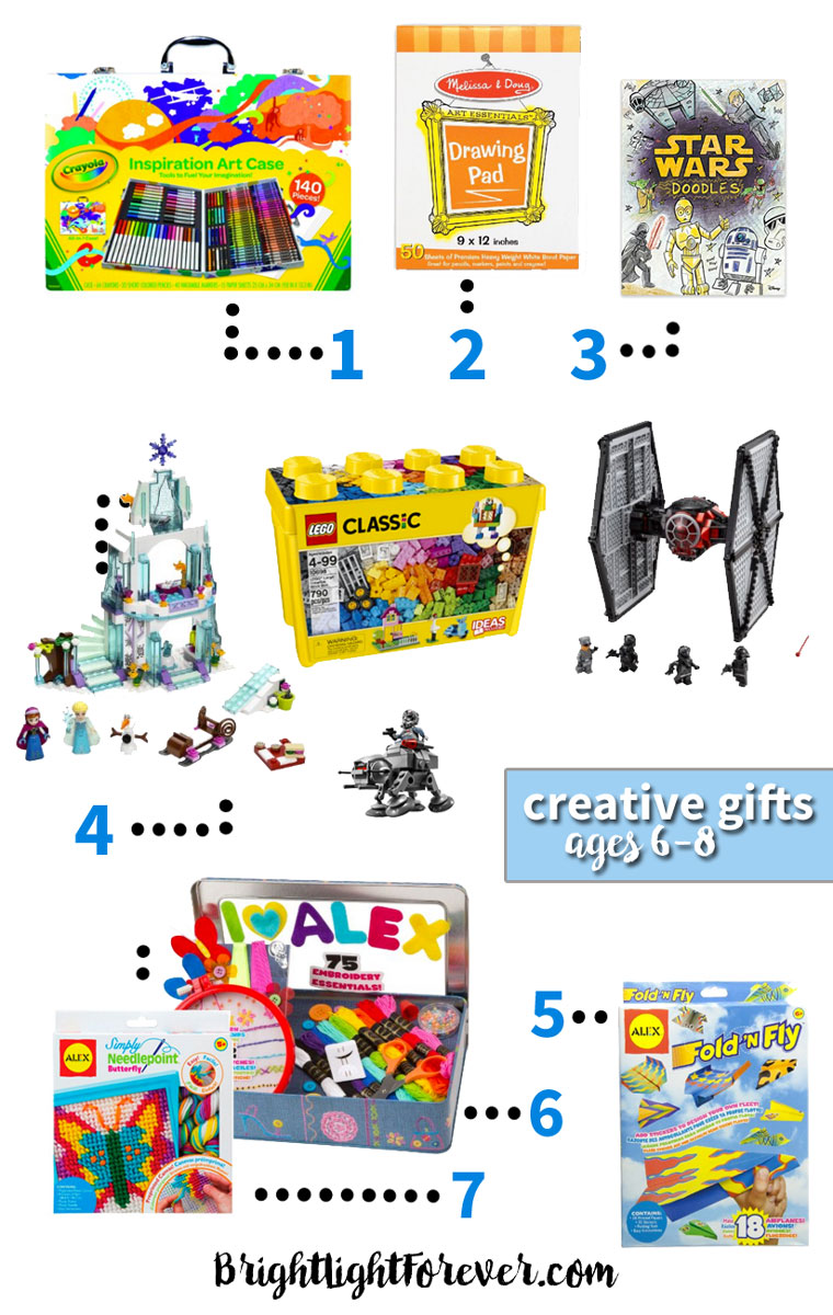 Every mom needs this! Creative gifts to give first graders and second graders.