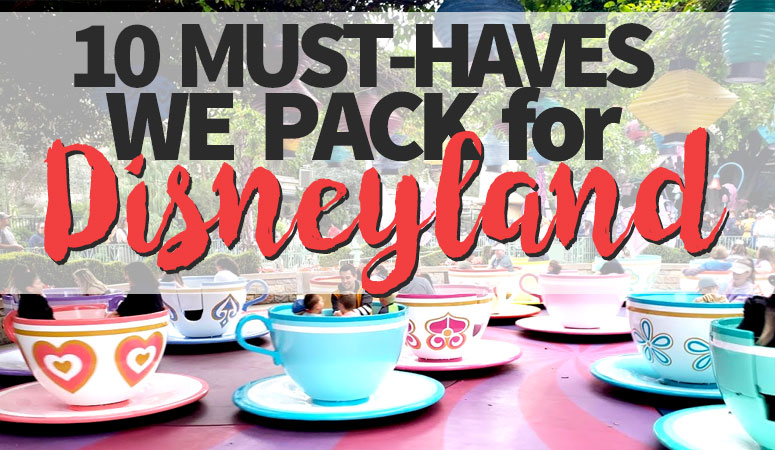 picture about You're Going to Disneyland Printable identify 10 Elements towards Pack for a Happier Working day at Disneyland (+Cost-free