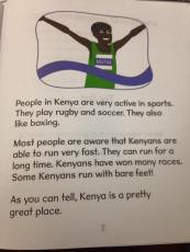 Kenyans can run