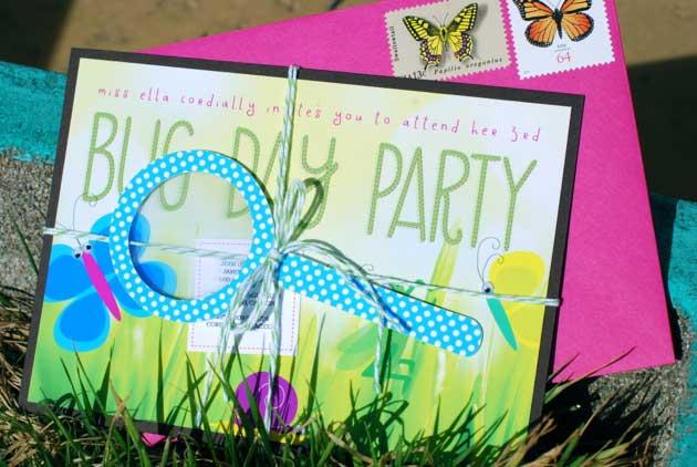 ella s third birthday party brightly designed