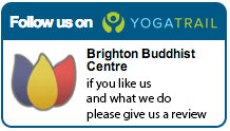 yoga classes brighton buddhist centre