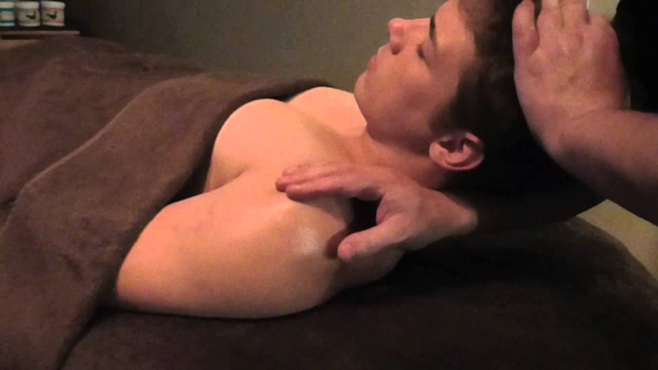 Basic Neck Stretches Demonstration by Brighton Holistics