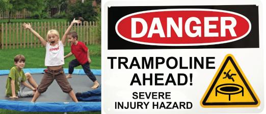 trampolinedanger
