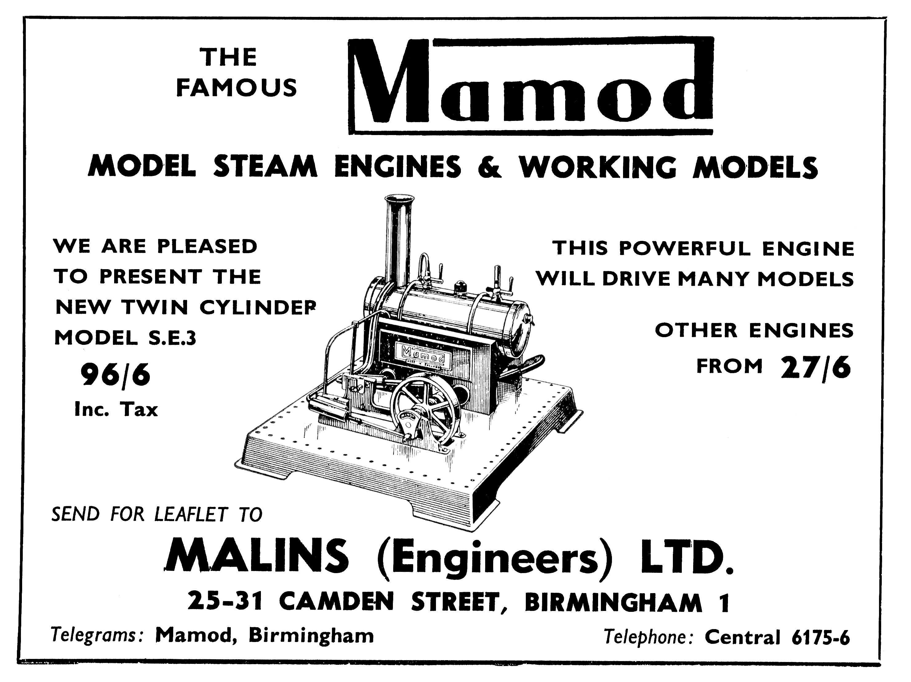 Steam Engine Diagrams
