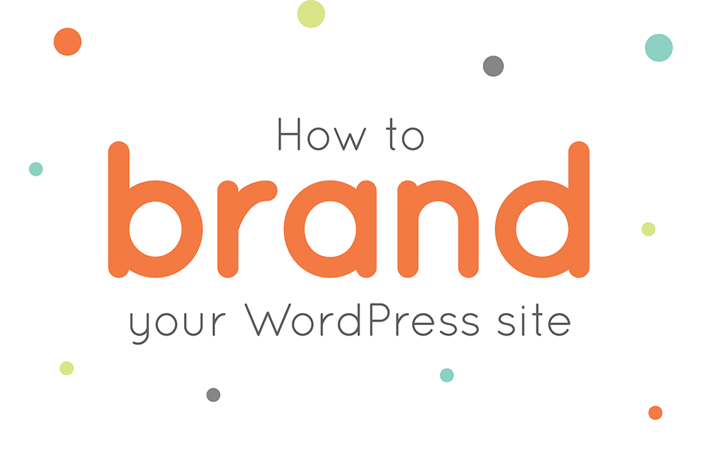WordCamp Baltimore 2016 How to Brand Your WordPress Site by speaker Tippi Thole