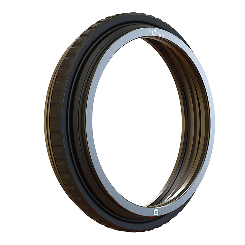 b1250.1060   143mm donut   117mm threaded ring   1 1