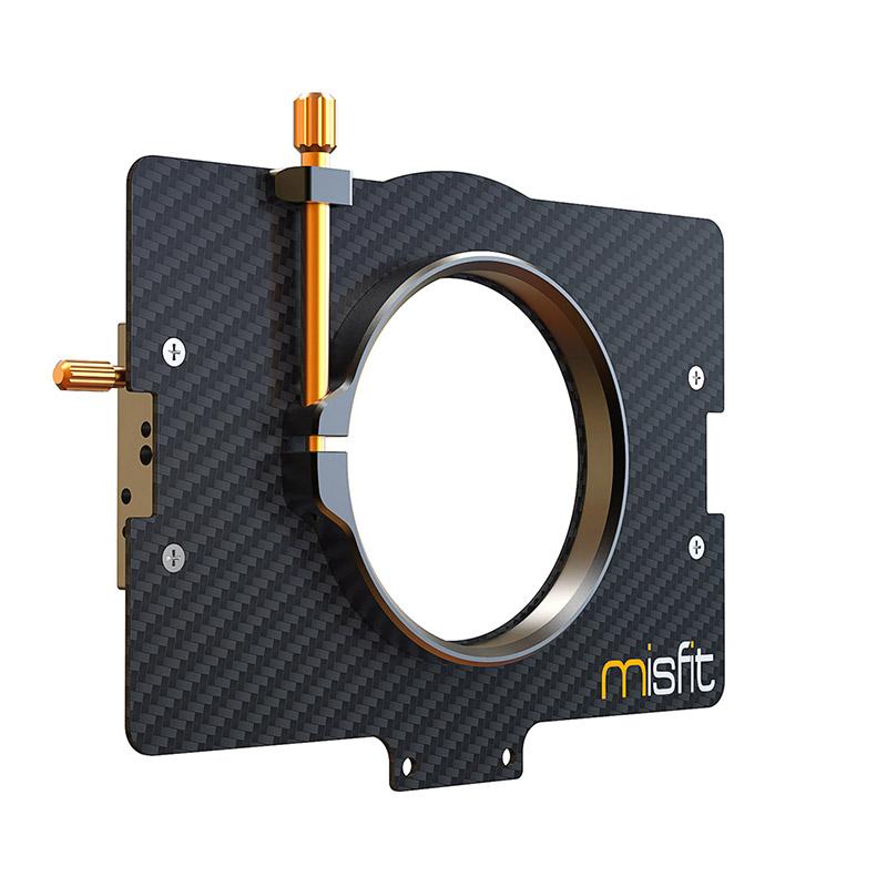 B1250.1067 Misfit 80mm Clamp Lens Attachment 1