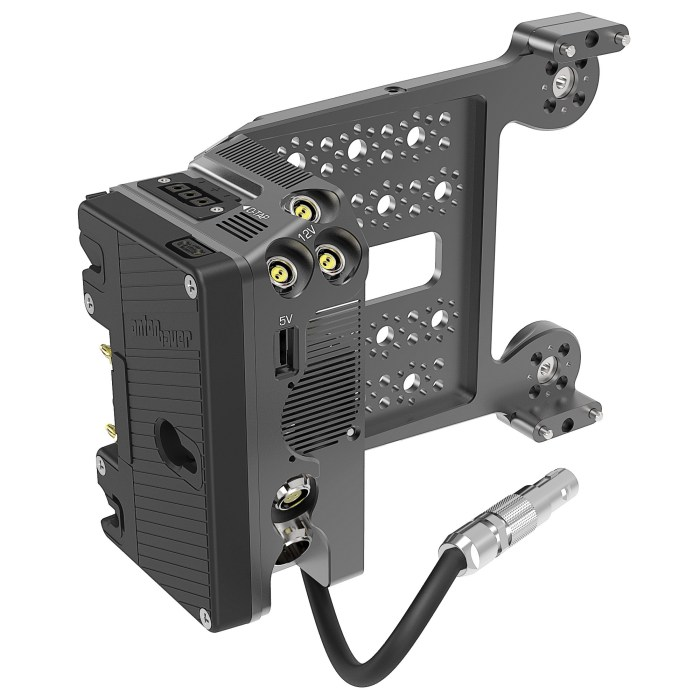 B4001.0001 Arri Mini Master System Gold Mount 6