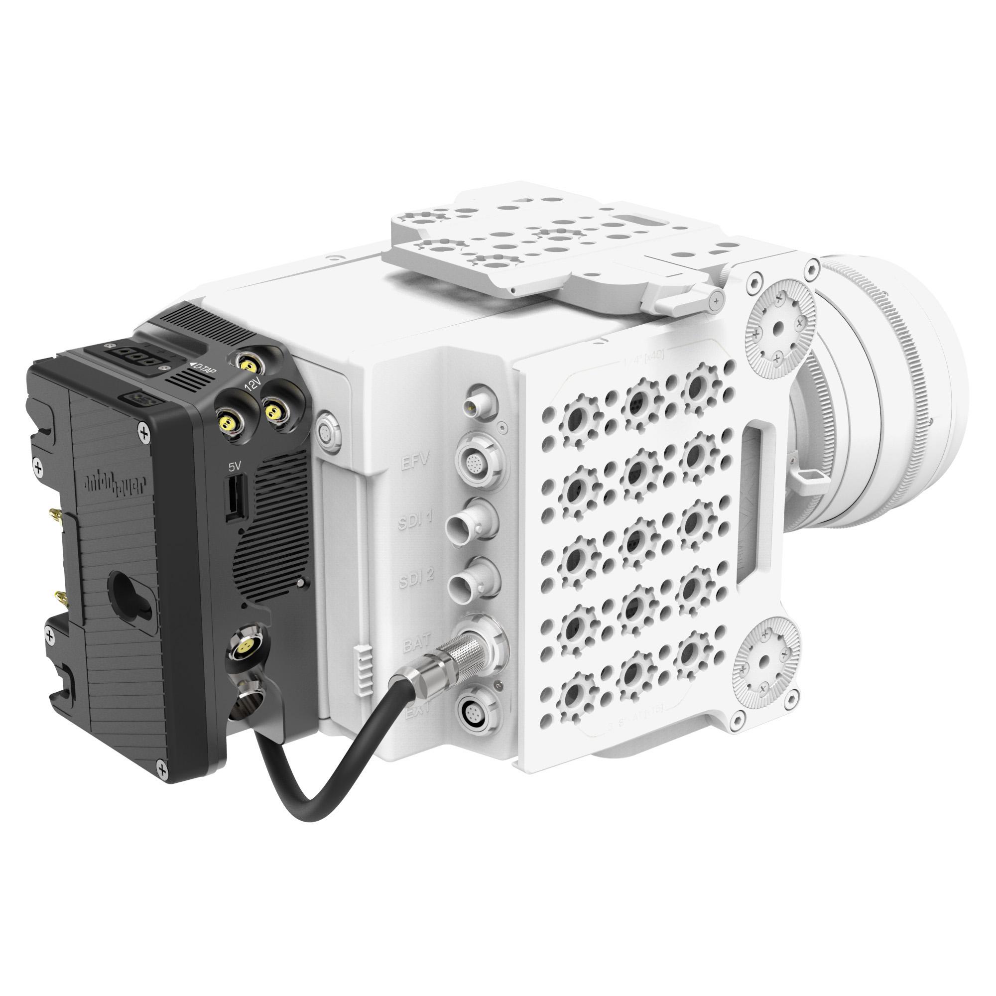 B4001.1001 Alexa Mini Power Distribution Module Gold Mount 4 1