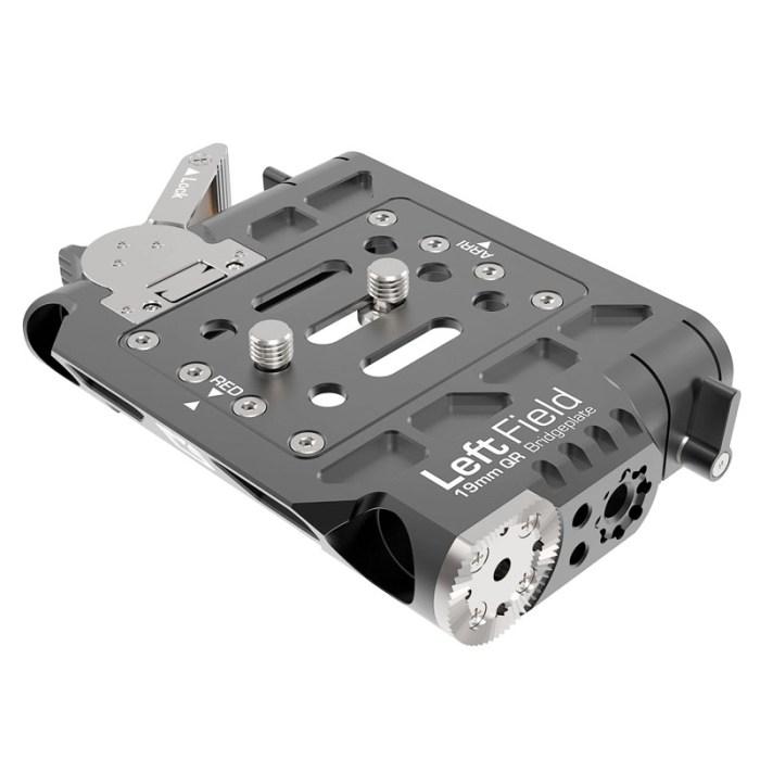B4003.1002 Left Field 19mm QR Bridgeplate 2
