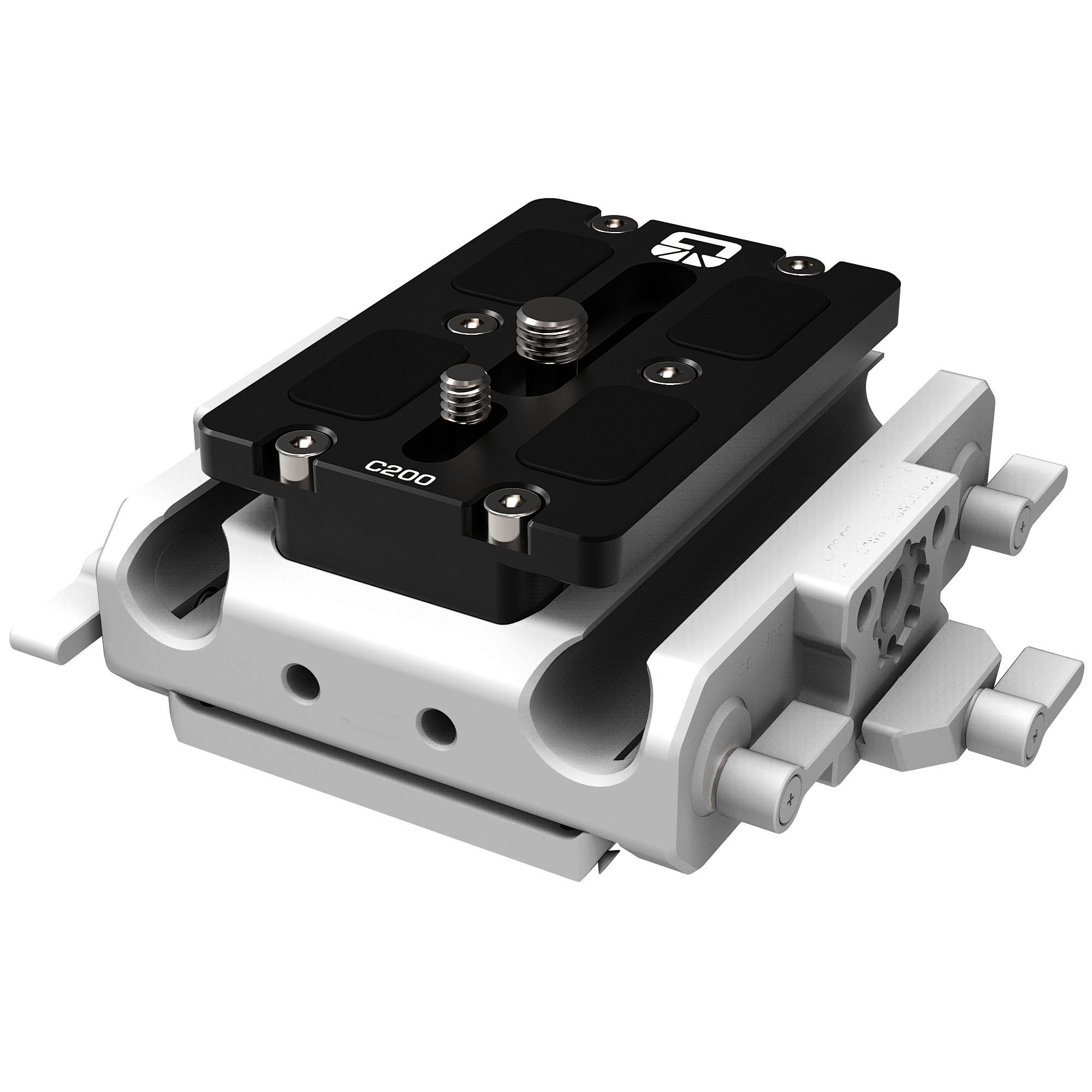 B4005 1001 Canon C200 Riser for Baseplate Core 3 1