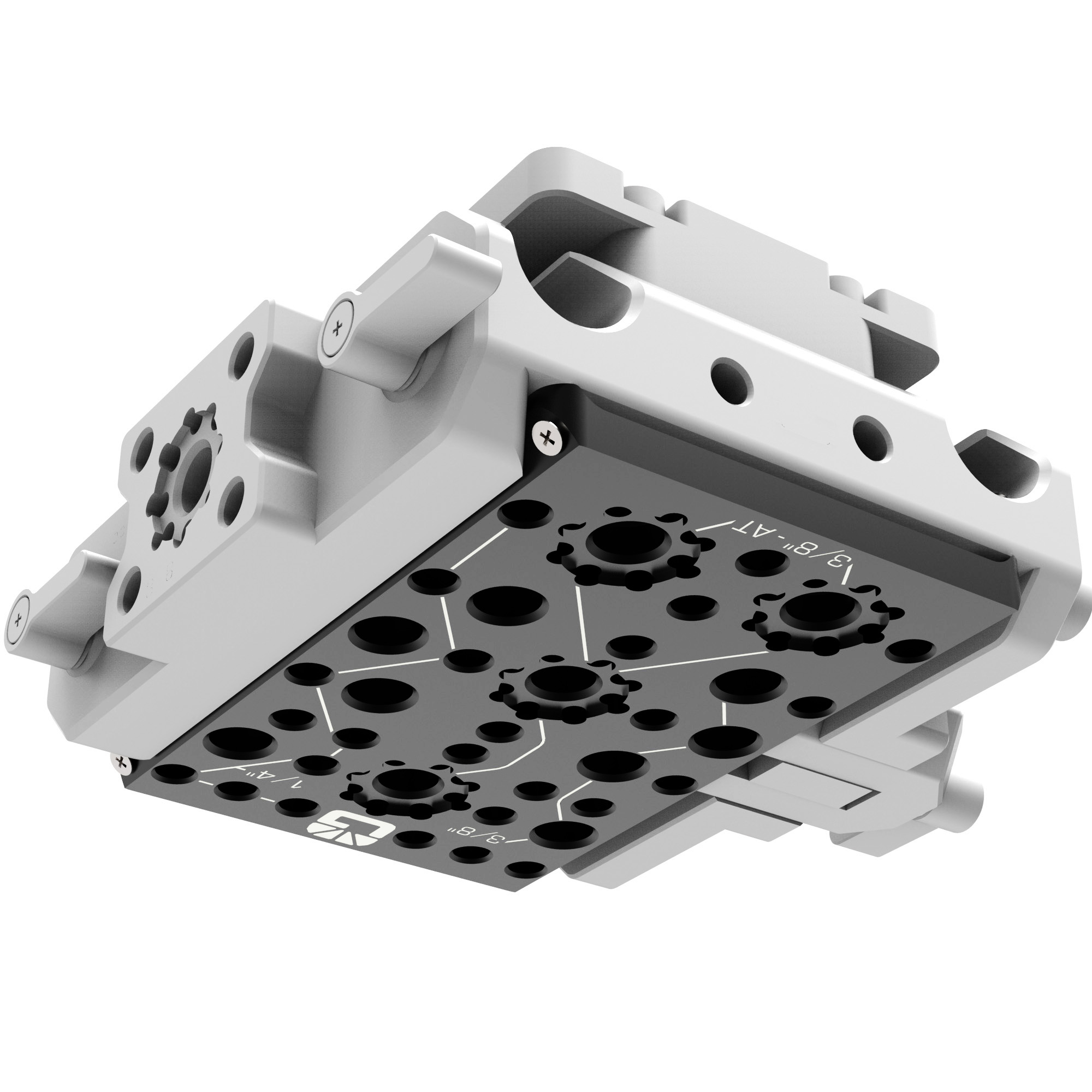 B4003 1008 Left Field Dovetail Plate 8