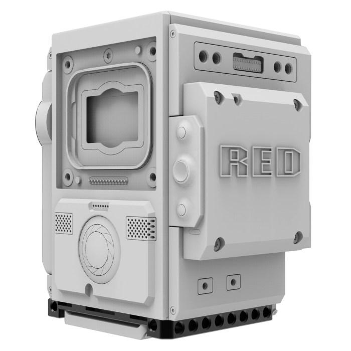 B4002 1001 Baseplate Core RED DSMC2 3 1