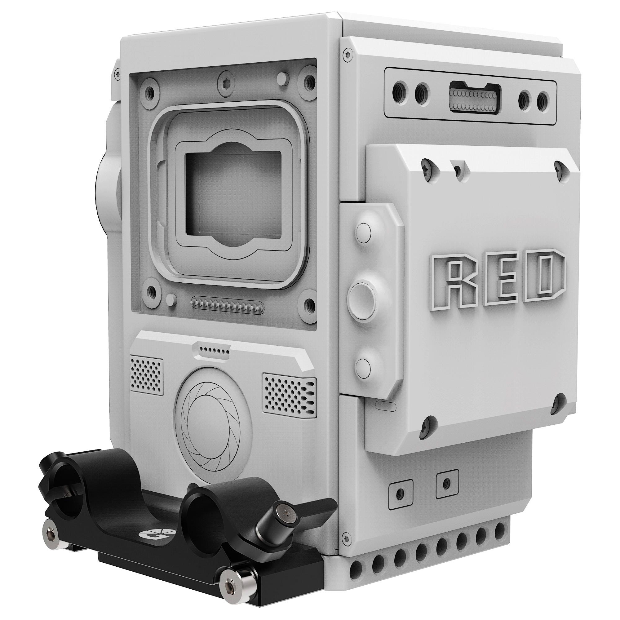 B4002 1003 15mm LWS mount for DSMC2 3 1