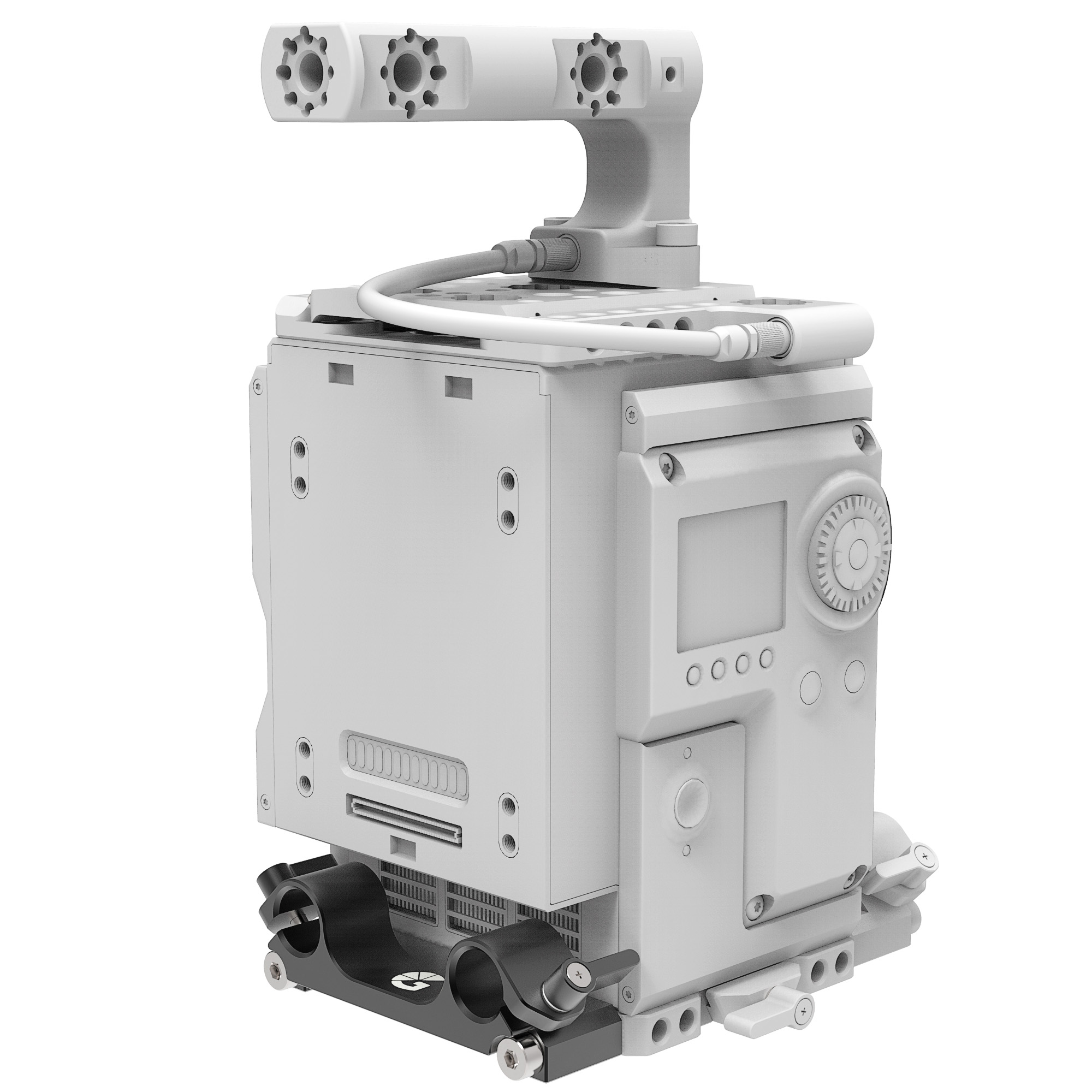 B4002.1003 15mm LWS mount for DSMC2 4