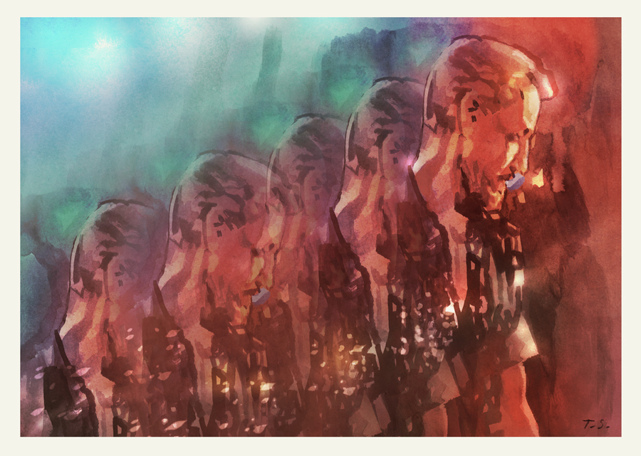 All That Jazz (1979) | art by Tony Stella