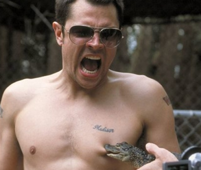 Johnny Knoxville In Jackass Mtv Films
