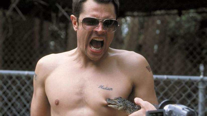 Johnny Knoxville in JACKASS | MTV Films