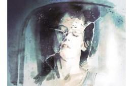 Sigourney Weaver in ALIEN 3 | artwork by Tony Stella
