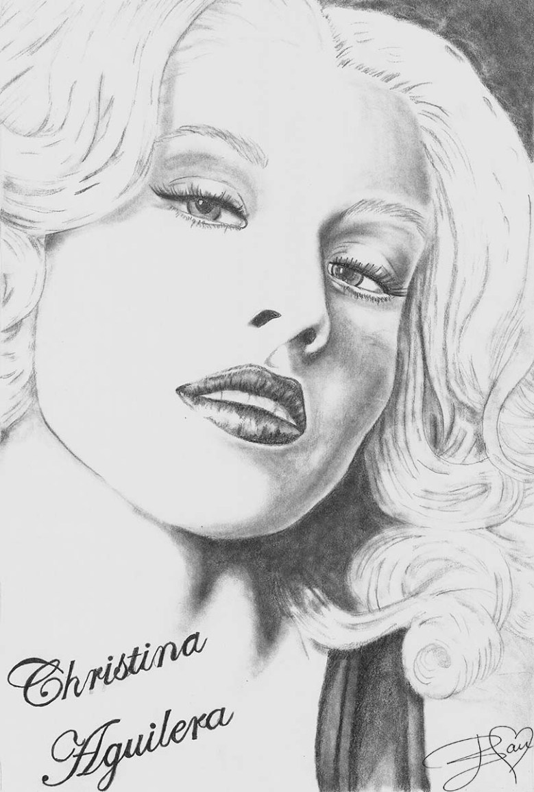 Christina Aguilera - 2008