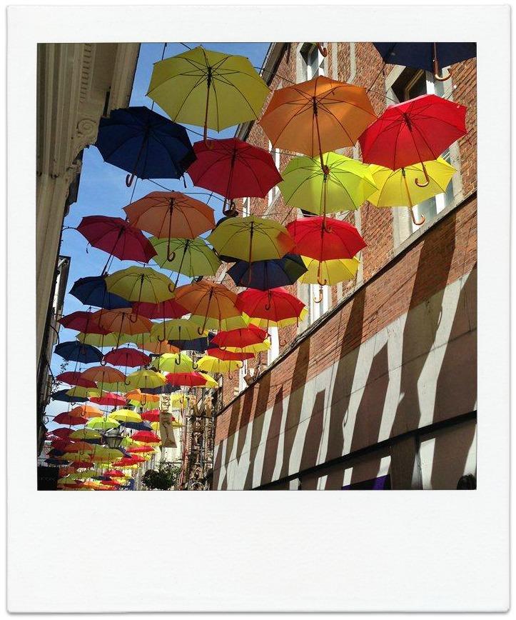 pleine conscience installation parapluies Namur