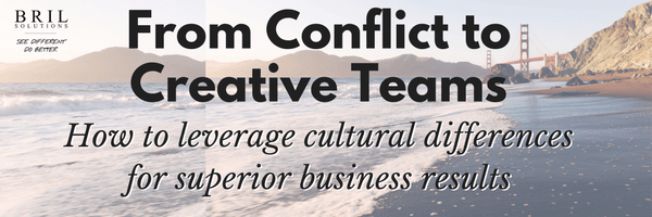From Conflict to Creative Teams