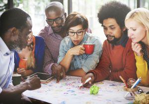Intercultural teams deliver superior results.