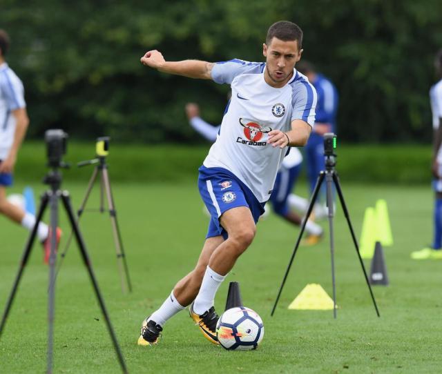 Eden Hazard To Feature For Belgium Despite No Chelsea Action This Season