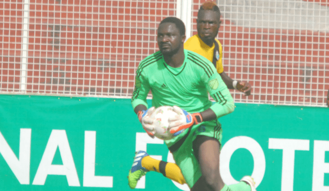 """I'm still Plateau United's number one"", Ajiboye insists - Latest Sports News In Nigeria"