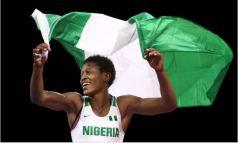 An Olympic Gold! Nigerian Wrestling Sensation Odunayo Adekuoroye sets Tokyo 2020 Target