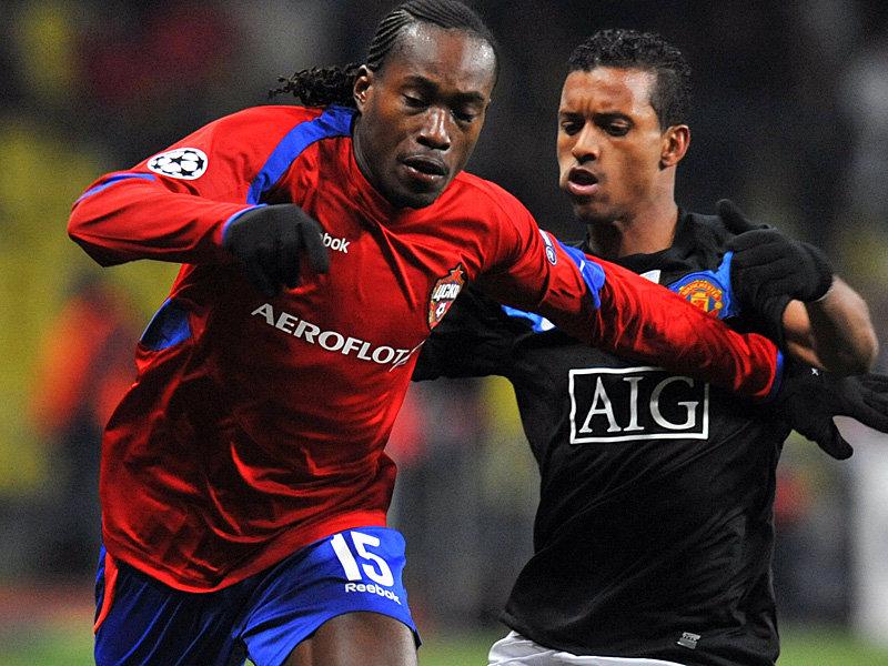 Chidi-Odiah-Nani-CSKA-Moscow-v-Man-U_2375475 - Latest Sports News In Nigeria