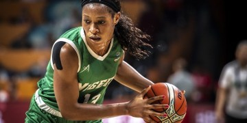 Evelyn Akhator in EuroCup women last 8 - Latest Sports News In Nigeria