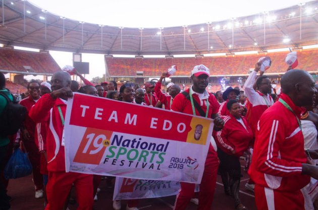 Edo state promises to host best National Sports Festival in 2020 - Latest  Sports News In Nigeria