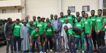 Volleyball: Nimrod joins the World in celebrating Int'l Day of Sports Dev and peace - Latest Sports News In Nigeria