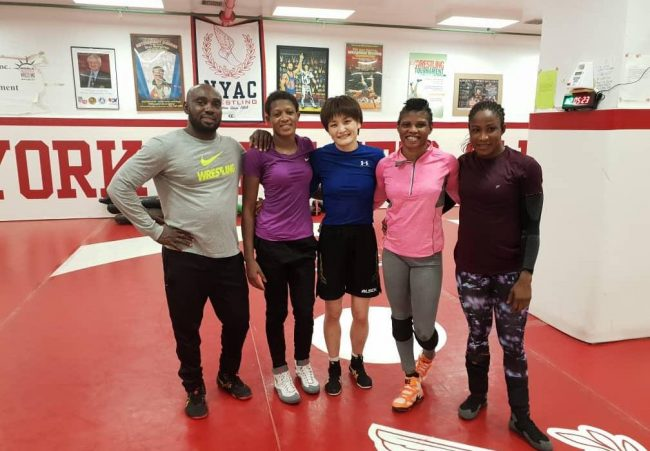Wrestling coach Akuh hails Sports Ministry, begs for more palliatives - Latest Sports News In Nigeria
