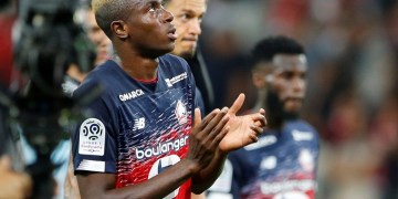 Osimhen reacts to Lille's narrow defeat to Marseille [Video] - Latest Sports News In Nigeria