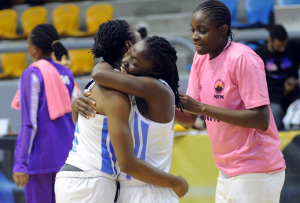 It's a Seventh Place Finish for MFM Queens in the FIBA Women's Champions Cup