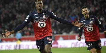 Osimhen shines in Lille's top four clash with Marseille - Latest Sports News In Nigeria