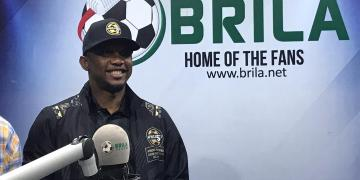 Barca Legend Samuel Eto'o discloses reason for his unending love for Nigeria - Latest Sports News In Nigeria