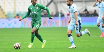 Abdullahi happy with Busarspor's league game success - Latest Sports News In Nigeria