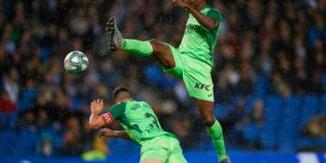 Omeruo, Awaziem Couldn't Help Relegation Battling Leganes avoid defeat to 10-men Celta Vigo - Latest Sports News In Nigeria