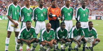 The Destroyer, Emeka Ezeugo Talks about USA '94, blames Westerhof and Oliseh for Eagles loss to Italy - Latest Sports News In Nigeria