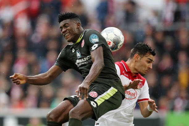 Mainz 05 wants new deal for Awoniyi - Latest Sports News In Nigeria
