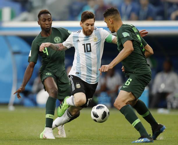 Leon Balogun reveals proud moment in Super Eagles shirt - Latest Sports News In Nigeria